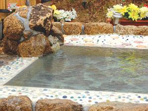 露天風呂「星の湯」