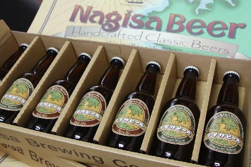 白浜のクラフトビール「ナギサビール」